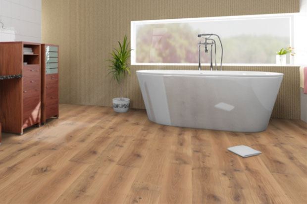 pronatur landhausdiele eiche astig wurmstichstruktur wei. Black Bedroom Furniture Sets. Home Design Ideas